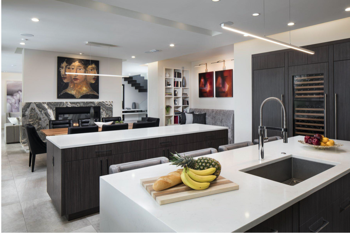 kitchen design trend 2020 open spaces